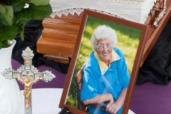 2013. 01. 19. Ilcsi néni temetése