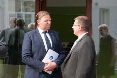 2016.05.27. Delbrück-Westernholz testvérvárosi szerződésének megújítása